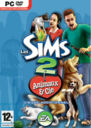 Jaquette Les Sims 2 Animaux & Cie.jpg