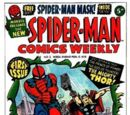 Spider-Man Comics Weekly Vol 1