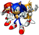 Sonic Heroes Artwork - Team Sonic.png