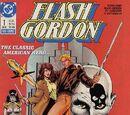 Flash Gordon/Covers