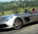 Mercedes-Benz SLR McLaren Stirling Moss Edition