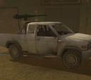 Improvised Fighting Vehicles