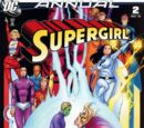 Supergirl Annual Vol 5 2