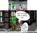 Demon Killer/Marvel vs Sega