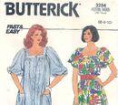 Butterick 3284 A