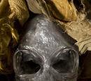 Images of crystal skulls