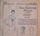 Butterick 1510