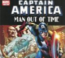 Captain America: Man Out of Time Vol 1