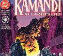 Kamandi: At Earth's End/Covers