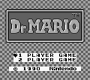 Dr. Mario (video game)/gallery