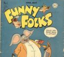 Funny Folks Vol 1 1
