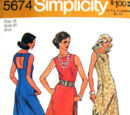 Simplicity 5674 A