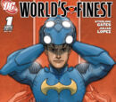World's Finest Vol 4 1