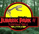 Jurassic Park IV - Terrifying Forest