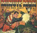 Minute Man Vol 1 3