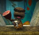 Sackboy's Prehistoric Moves