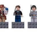 852719 Indiana Jones Magnet Set