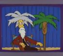 Palm Tree Man