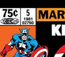 Captain America Annual Vol 1 5