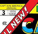 Captain America Annual Vol 1 3