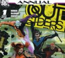 Outsiders Annual Vol 3 1