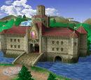 Lugares de Paper Mario 64
