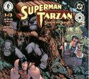 Superman/Tarzan: Sons of the Jungle Vol 1 1