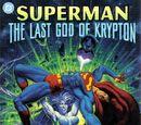 Superman: The Last God of Krypton