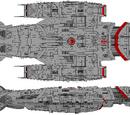 Cyrene Class Battlestar