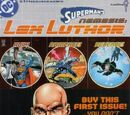Superman's Nemesis: Lex Luthor Vol 1 1
