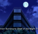 Masamori Sumimura Chief of the Night Troops