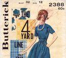 Butterick 2388