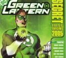 Green Lantern Secret Files and Origins Vol 1 2005