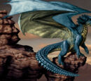 Blue Dragon (Dungeons & Dragons)