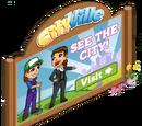 CityVille Sign