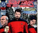 Star Trek: The Next Generation Annual Vol 2 2