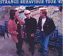Strange Behaviour Tour '87