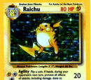 Raichu (Base Set TCG)