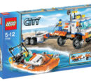 7726 Coast Guard Truck with Speed Boat