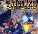 Two-Gun Kid: Sunset Riders Vol 1 1