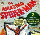 Amazing Spider-Man / Galería