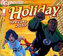 DCU Holiday Special 2010 Vol 1 1