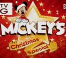 Mickey's Christmas Special