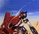 Voltron: Defender of the Universe Vehicle Force episodes