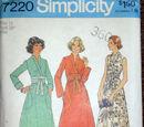 Simplicity 7220 A