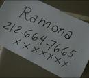Ramona's Phone Number