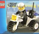 5531 Police Motorcycle