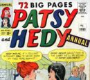 Patsy and Hedy Annual Vol 1 1