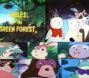 Fábulas del bosque verde
