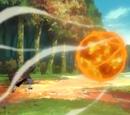 Fire Style: Fireball Jutsu